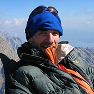 Portrait of Mark Jellinek