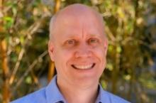 Jeff Moehlis Portrait