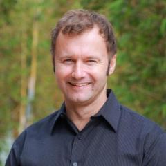 Igor Mezic's portrait