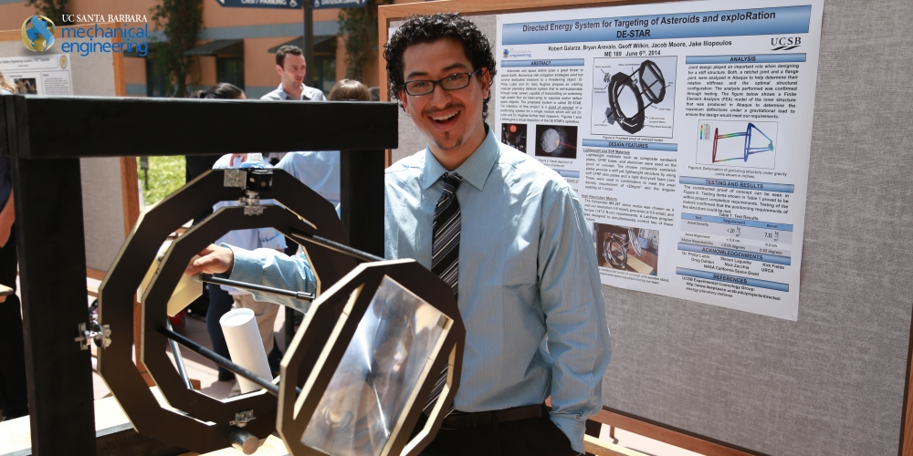 capstone project ucsb