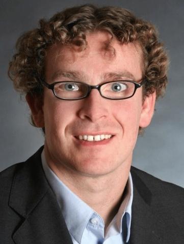 Tobias Schneider Portrait